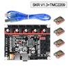 BIGTREETECH SKR V1.3 32Bit Control Board+TMC2209 UART Driver 32 bit Smoothieboard 3D Printer Parts vs MKS GEN L TMC2130 tmc2208