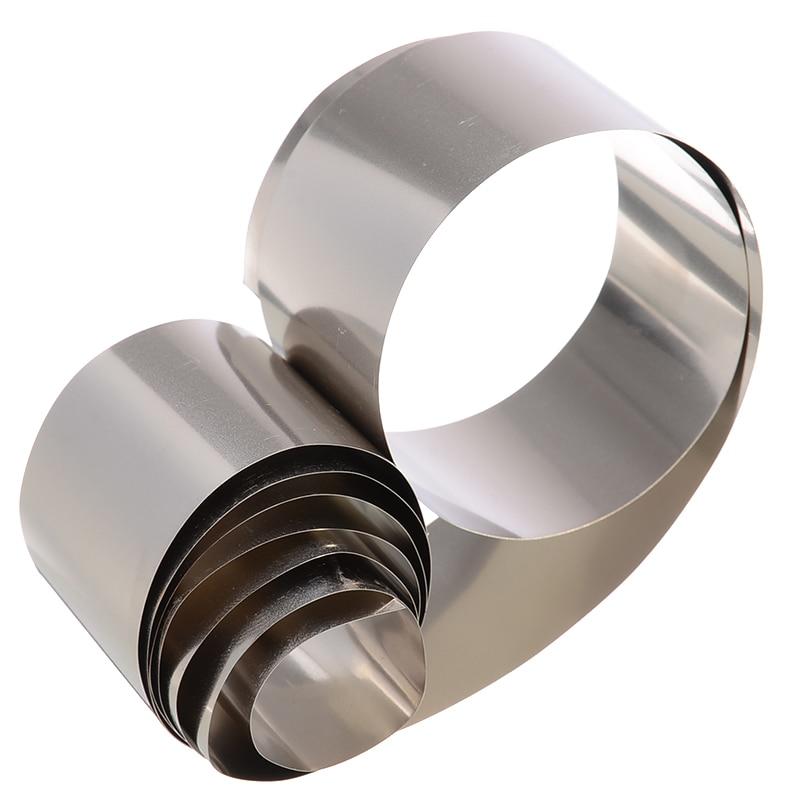 10M 0.3*10mm 99.96/% Pure Nickel Plate Nicke lStrip Sheet for battery spot welder