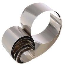 1 шт. никелевая Ni пластина высокой чистоты серебристо-серая фольга тонкий лист 0,1x30x1000 мм с корризионным сопротивлением для промышленного оборудования