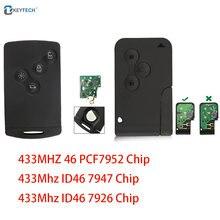 Okeytech 3/4 кнопки 433 МГц различные чипы дистанционного управления