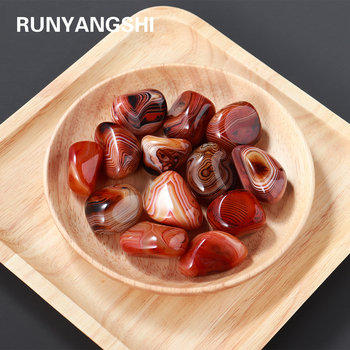 Naturalna kryształowa czerwień agat surowy kamień duża cząstka polerowana Twining kamień agat ozdoby do ogrodu dekoracja akwarium kamień tanie i dobre opinie Runyangshi CN (pochodzenie) MASKOTKA FENG SHUI CHINA Twining agate