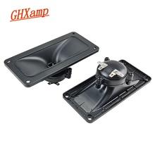 6 inch Horn Piezoelectric Ceramic Tweeter Speaker ABS 27MM Buzzer Birdsong Teaching Speaker 4-8OHM 75-150w