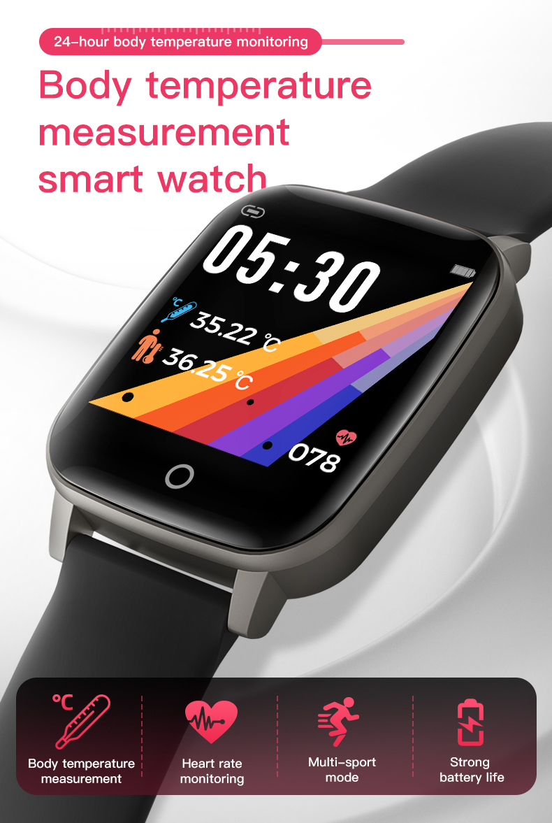 H9c5bd8b21cf24a399ed2c60d4f07ee30V LEMFO T1 Smart Watch Men Women For Android IOS Phone Smartwatch