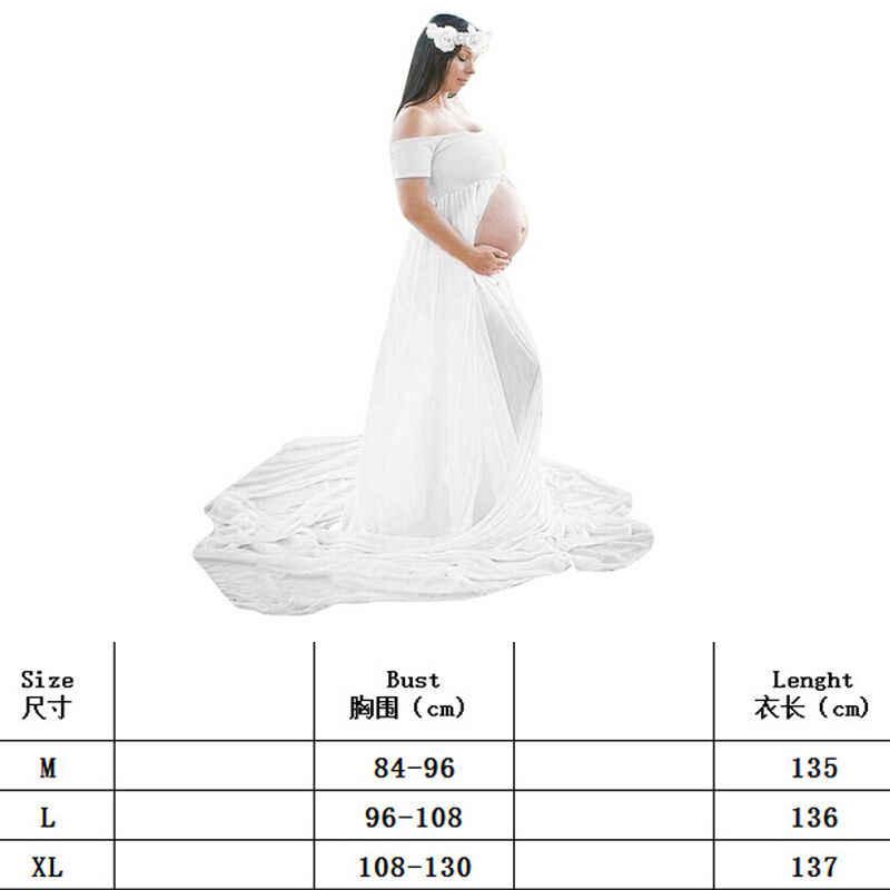 Bộ Đồ Đạo Cụ Chụp Ảnh Đầm Maxi Mẹ Bầu Ren Bộ Đồ Phụ Nữ Mang Thai Lạ Mắt Chụp Ảnh Mùa Hè Mang Thai Đầm