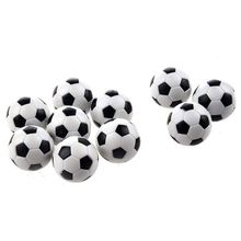 Game Children Table-Ball Foosball Counterpart Small Plastic 6PCS Toy