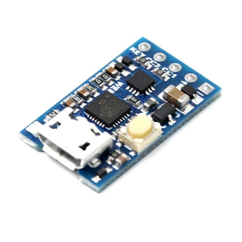 WEB-UPD006 PD в DC Обнаружение приманки PD PPS быстрый заряд триггер QC4 + опрос HID программирования