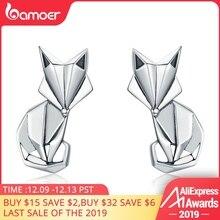 BAMOER Hot Sale Genuine 925 Sterling Silver Fashion Folding