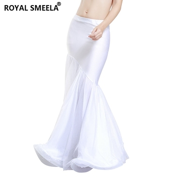Hot women sexy belly dance skirts costume clothes Mermaid dancing skirt Wrap for - discount item  24% OFF Stage & Dance Wear