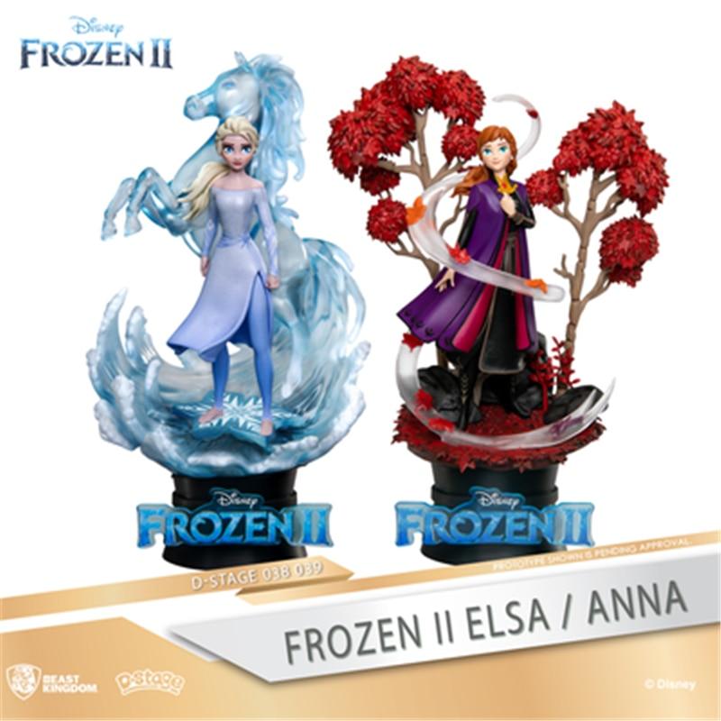 Disney Frozen Movie Princess Character Figure-Elsa