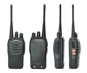Image 4 - Baofeng Walkie Talkie BF888S BF 888s 5W, 16 canales, UHF, 400 470MHz, BF, 888S, 4 unidades