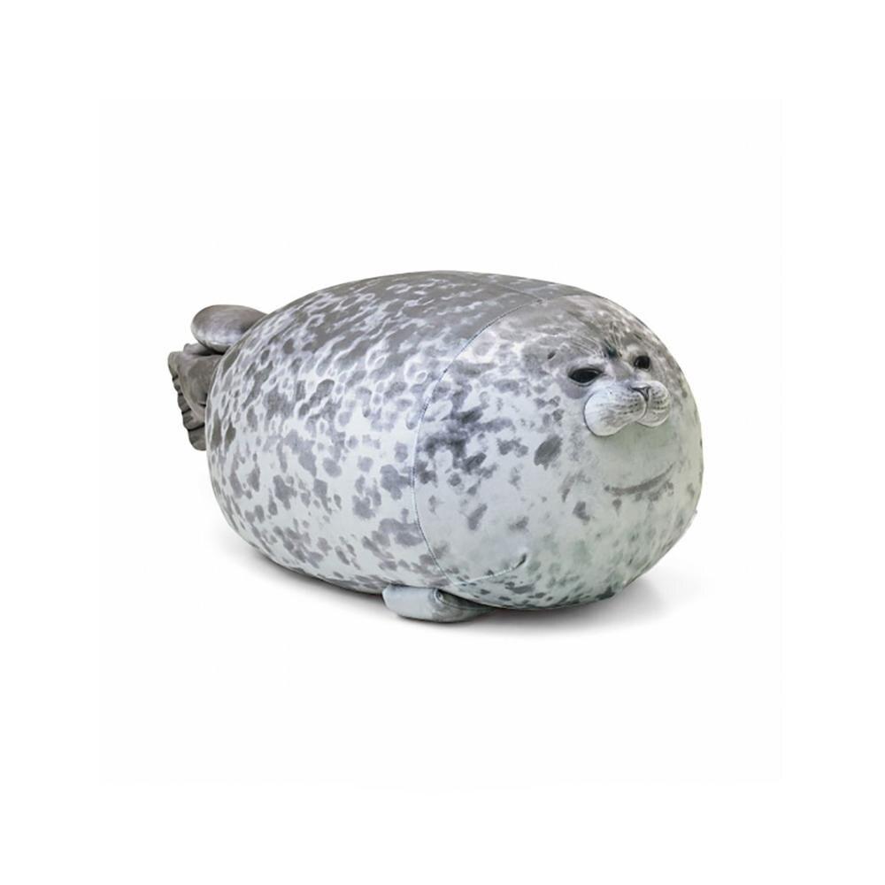 30-60CM-Hot-3D-Novelty-Throw-Pillows-Soft-Seal-Plush-Stuffed-Plush-Housewarming-Party-Hold-Pillow (1)