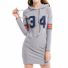 Autumn Winter Casual Pullovers Drawstring Hooded H