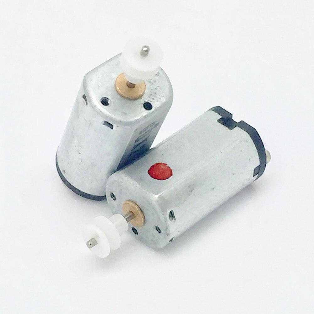 DC 3V 3.7V 4.2V 5V 6V 30000RPM High Speed Worm Gear Mini N30 Motor DIY Toy Model
