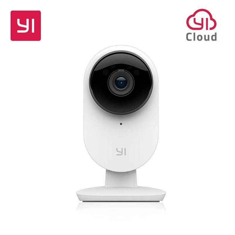 Домашняя камера YI 2, 1080 P, FHD, умная камера для домашней безопасности, беспроводная cctv камера, ночное видение, EU Edition, Android YI, облако, доступно