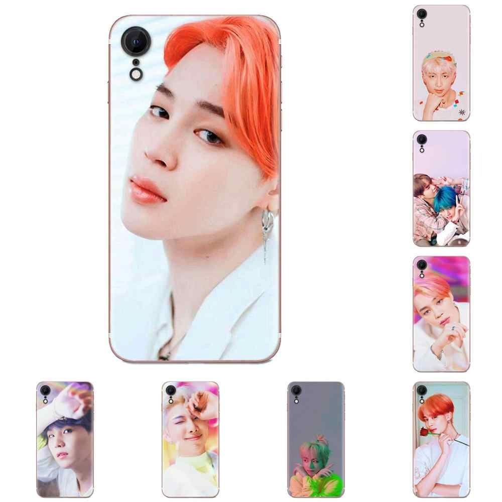 For Galaxy Grand A3 A5 A7 A8 A9 A9S On5 On7 Plus Pro Star 2015 2016 2017 2018 Soft TPU Case Protective Map Of The Soul Persona