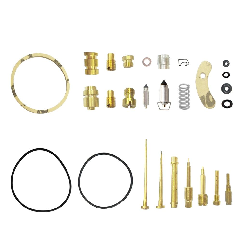 4 Carburetor Carb Repair Kit Rebuild Set for Kawasaki Ninja 600R 750R 900R ZX