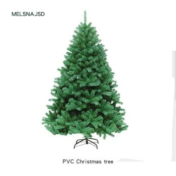 180cm PVC Christmas Tree Party Home Christmas Hotel Decoration Christmas Tree
