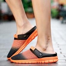 Crocse Crocks Couple Pool Sandals Summer Outdoor CholasBeach Shoes men Slip On Garden Clogs Casual W