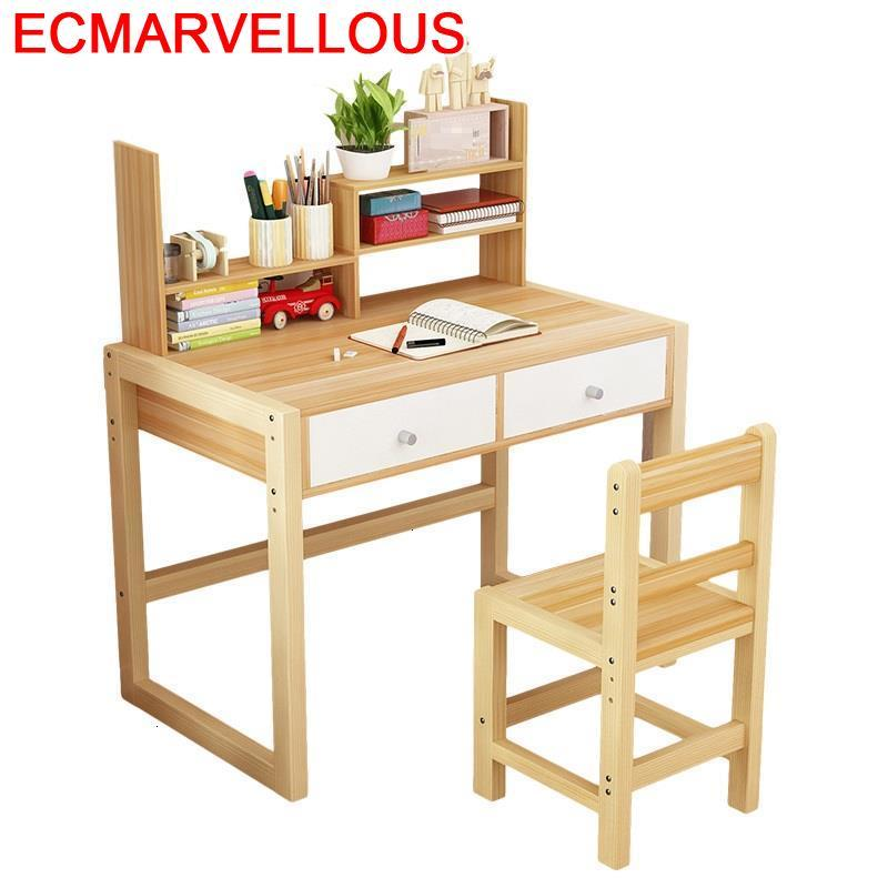 Chaise Toddler Play Tavolo Per Bambini Child Desk For Children Adjustable Bureau Enfant Mesa Infantil Kinder Kids Study Table