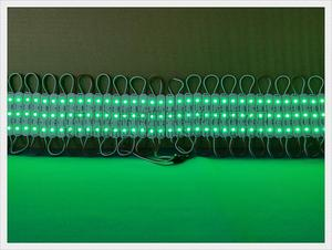 Image 3 - LED module for sign letter full color LED light module SMD 5050 RGB DC12V 3led 0.72W WS 2811 UCS1903 SM16703 compatible