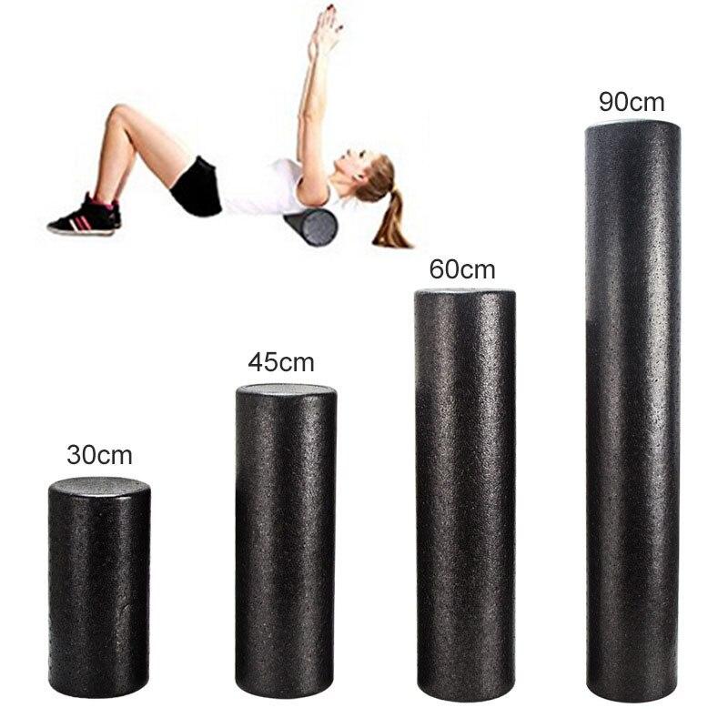 New Yoga Block Roller Massage Eva Fitness Foam Roller Massage Pilates Body Exercises Gym With Trigger Points Training