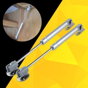 Armário de móveis porta gás elevador suporte ficar macio fechar ferramenta cozinha telescópica durável acessórios haste suporte hidráulico casa