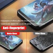 Matte Screen Protector For Huawei P40 P30 P20 Lite Nova 7i Nova 5T Nova 4 Nova 4e Nova 3 P Smart Plus Honor 20 10 Lite Pro Glass