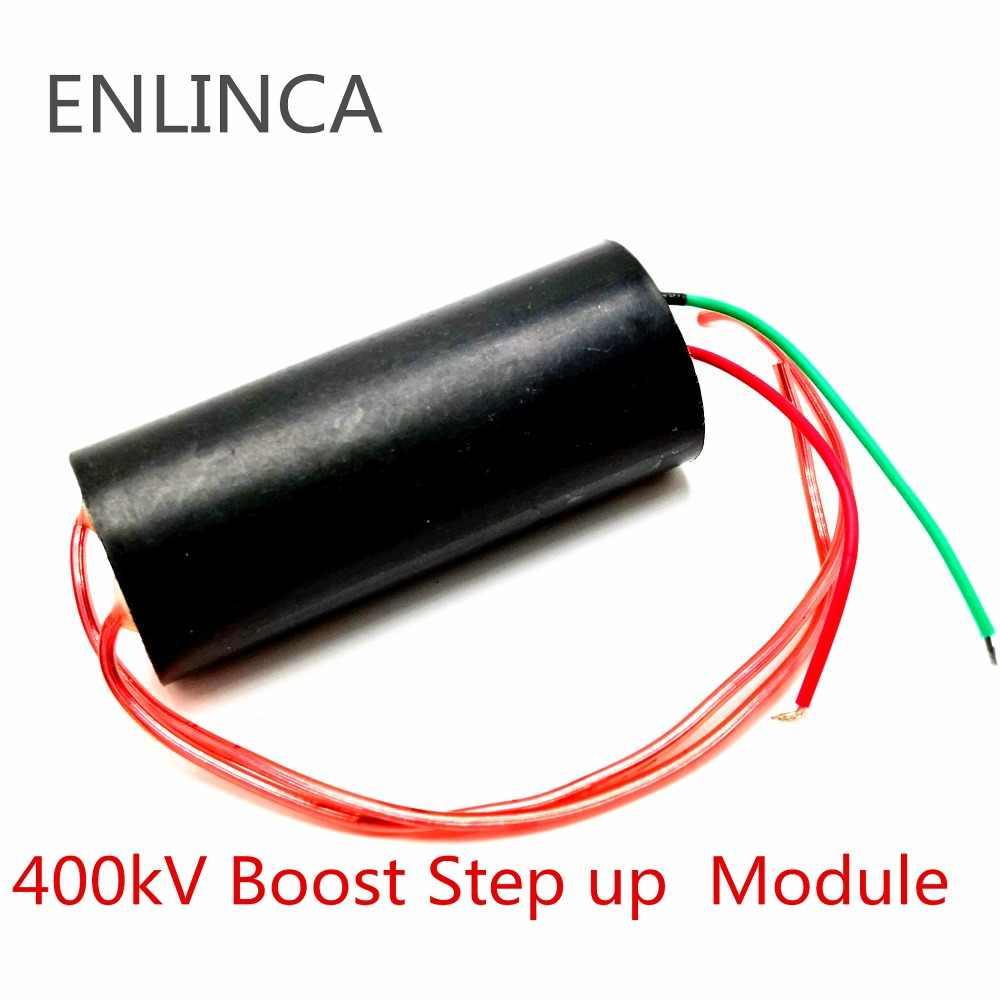 DC 3.7 V 400 kV Super Slim Boost Step-up Power Module générateur haute tension UK
