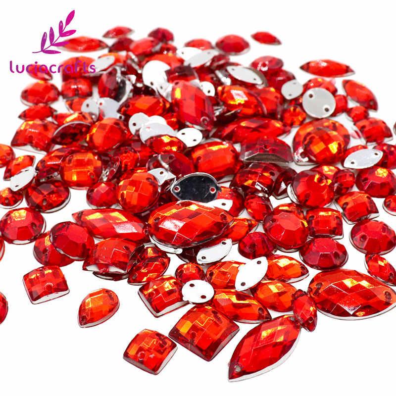 Gemstones 3D Crystal DIY Sun Flower Crystal Art DIY Crafts Gemstones Acrylic Gems for Clothes Shoes Crafts Accessories