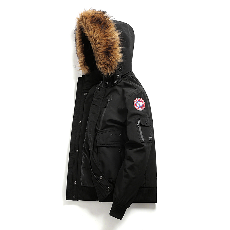 Winter Jacket Men   Parka   Hombre Big Fur Hooded Thick Warm Coat Men's Winter Jacket Snow -20 Degree Casaco masculino Abrigo Hombre