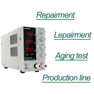 Image 5 - 30v 10a 6a Switching Power Supply Adjustable Laboratory Power Supply Voltage Stabilizer Power Control 220 v Current Stabilizer