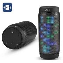 Enceinte Portable NFC, Bluetooth, haut parleur sans fil, étanche, pour lextérieur, basse, HIFI, AUX, TF, Radio FM