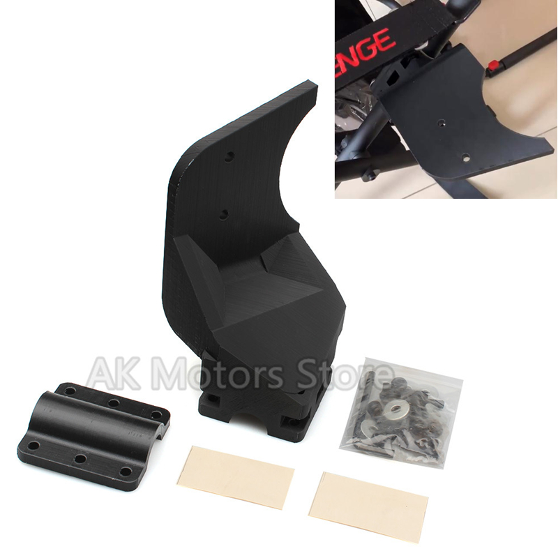 Left Hand Right Hand Shifter Mount Support For Playseat Challenge For Thrustmaster TH8A 3D Printing