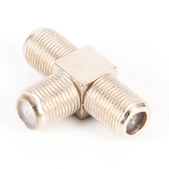 RF Brass SMA Adapter Adapter RP.SMA Male Jack To RP SMA Female Jack Screw Thread Connector image