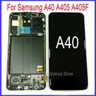 for samsung A40 LCD ...