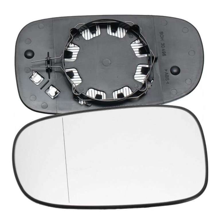Applicable Saab 93 03-10-Car Left Right Wide-angle Rearview Mirror Heating Lens 30495 6
