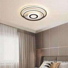 цена на Modern led chandelier lighting for living room bedroom indoor home lustre chandelier lamp AC90v-260v luminaires