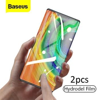 Baseus 2 шт. 0,15 мм защитная пленка для Huawei Mate 30 Pro 1