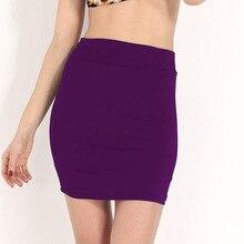 Women Business office short Skirt 2020 New Ladies Sexy knitt