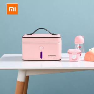 Image 2 - Xiaomi Mijia Dunhome 8W Disinfectant Tank Outdoor Travel LED Ultraviolet Light Anion Sterilizer Box Storage Bag Carry Case