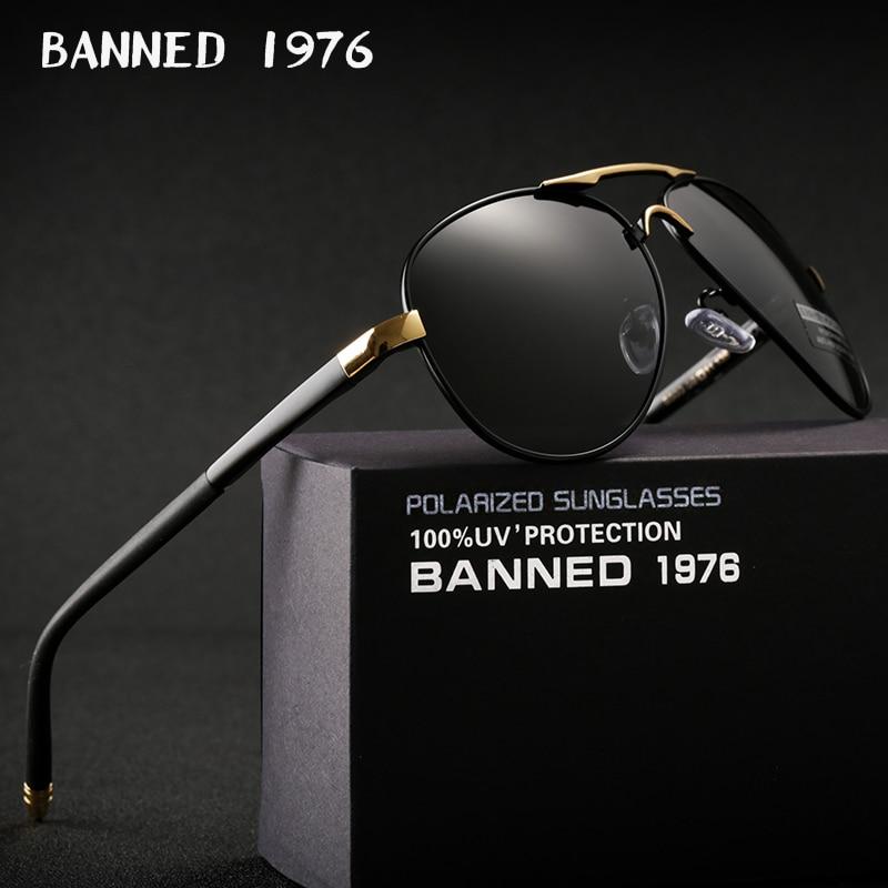 2020 HD Polarized UV 400 men's Sunglasses brand new male cool driving Sun Glasses driving eyewear gafas de sol shades with box 1