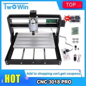 CNC 3018 Pro Laser Engraver Wo