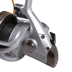Image 4 - Ryobi proskyer nariz molinete de pesca 3.9:1 5bb carretel de alumínio carpa carretel para água salgada/carretilhas de água doce