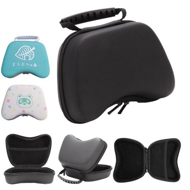 Sert su geçirmez kabuk kılıfı kutusu koruyucu depolama taşıma çantası nintendo anahtarı Pro PS4 PS3 XBOX ONE denetleyici Gamepad çanta