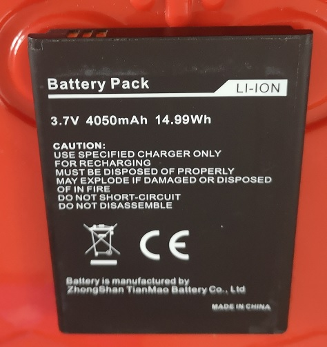 PHIXFTOP Original A8 battery For AGM A8 SE A1 A1Q Cellphone smart Mobile phone 3.7V 4050mAh batteria