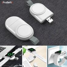 Tragbare Drahtlose Ladegerät für IWatch 6 SE 5 4 Lade Dock Station USB Ladegerät Kabel für Apple Uhr Serie 5 4 3 2 1 cheap CN (Herkunft)