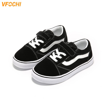 VFOCHI Brand New Girl Boy Shoes for Kids Fashion Boy Casual Shoes Children Non-slip Sports Shoes Unisex Boys Girls Canvas Shoes 2020 slip on canvas children shoes sports breathable boys sneakers kids shoes for girls casual child flat canvas shoes d02291