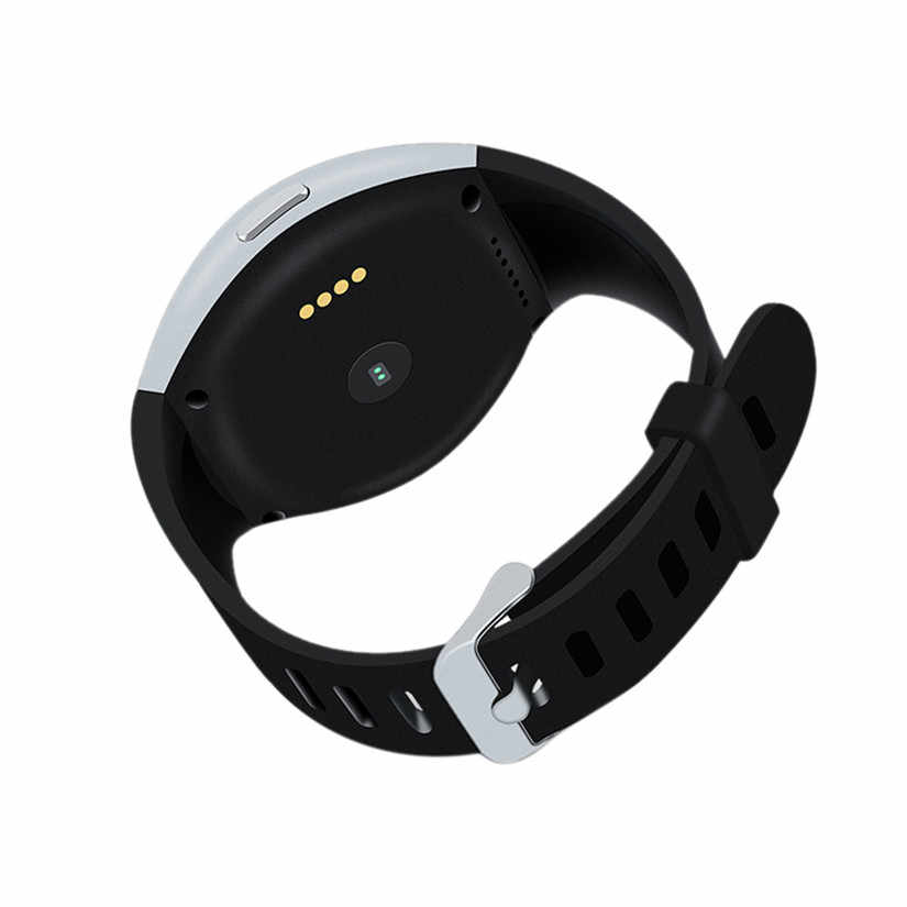 SAKZNR 2019 S216 3G GPS reloj inteligente 1,3 pulgadas Android 5,1 MTK6580 1,3 GHz 512M + 8G reloj inteligente BT 4,0 con cámara de 5,0 MP dispositivos