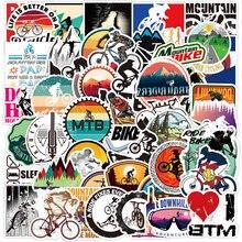 10/30/50PCS adesivi MTB per Mountain Bike Laptop chitarra bagagli Skateboard telefono impermeabile Cool Graffiti Sticker Decal giocattoli per bambini