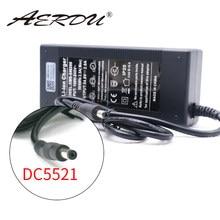 Aerdu 13 s 54.6 v 2a 48 v bateria de lítio-íon carregador 5.5*2.1mm universal ac dc fonte de alimentação adaptador ue/eua/au/uk plug